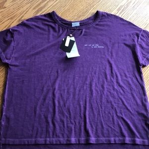 CALIA by Carrie Underwood Knit Shirt NWT